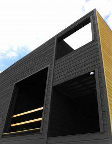 Édifice Harold Sainte-Marie conçu par RLD Architectes
