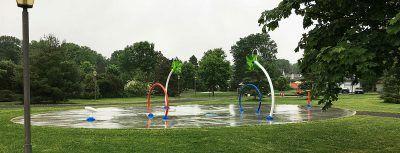 Parc de la Paix conçu par RLD Architectes