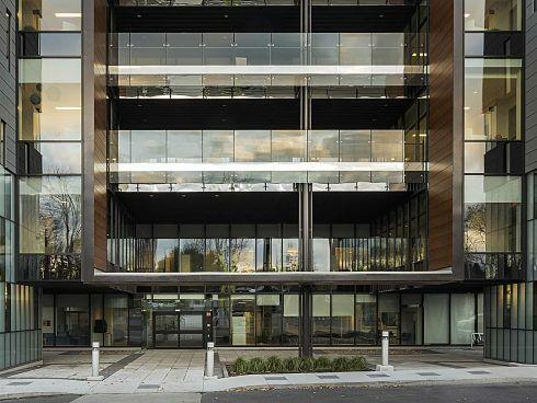 CLSC/CHSLD Desjardins conçu par RLD Architectes